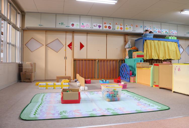 保育室(3歳児)