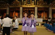 降誕会・西別院参拝(5才児)